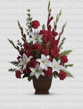 Bunga Meja - Red Velvet
