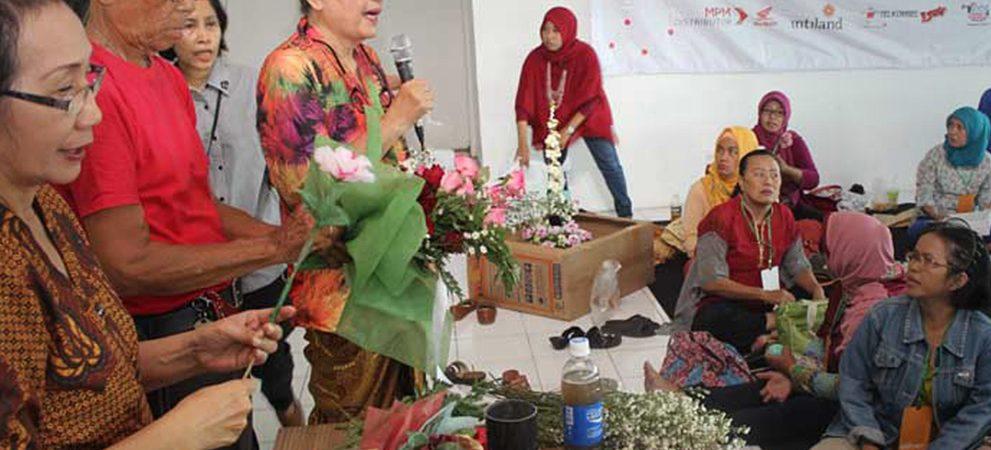 Seni Karangan Bunga dari berbagai belahan dunia