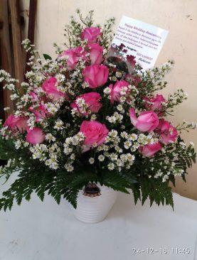 Bunga Meja Artdesk