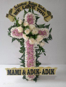 Bunga Salib Putih