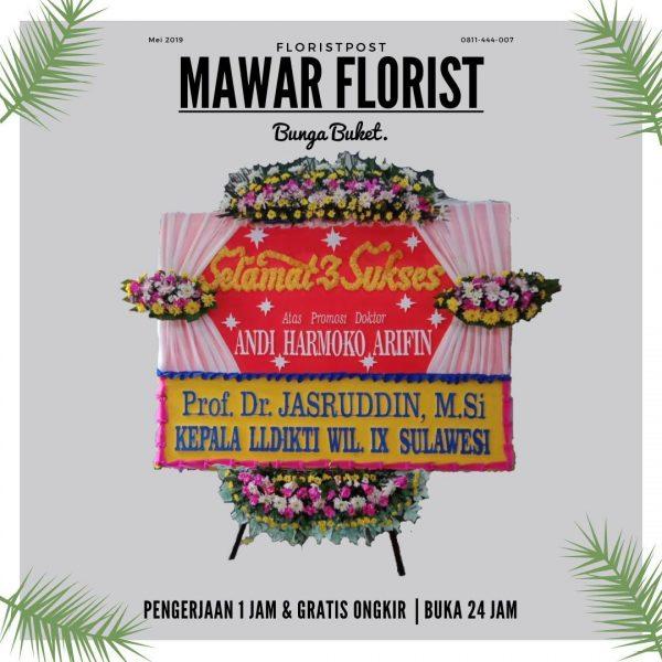 mawarflorist - jual karangan bunga makassar berkualitas dan murah (2)