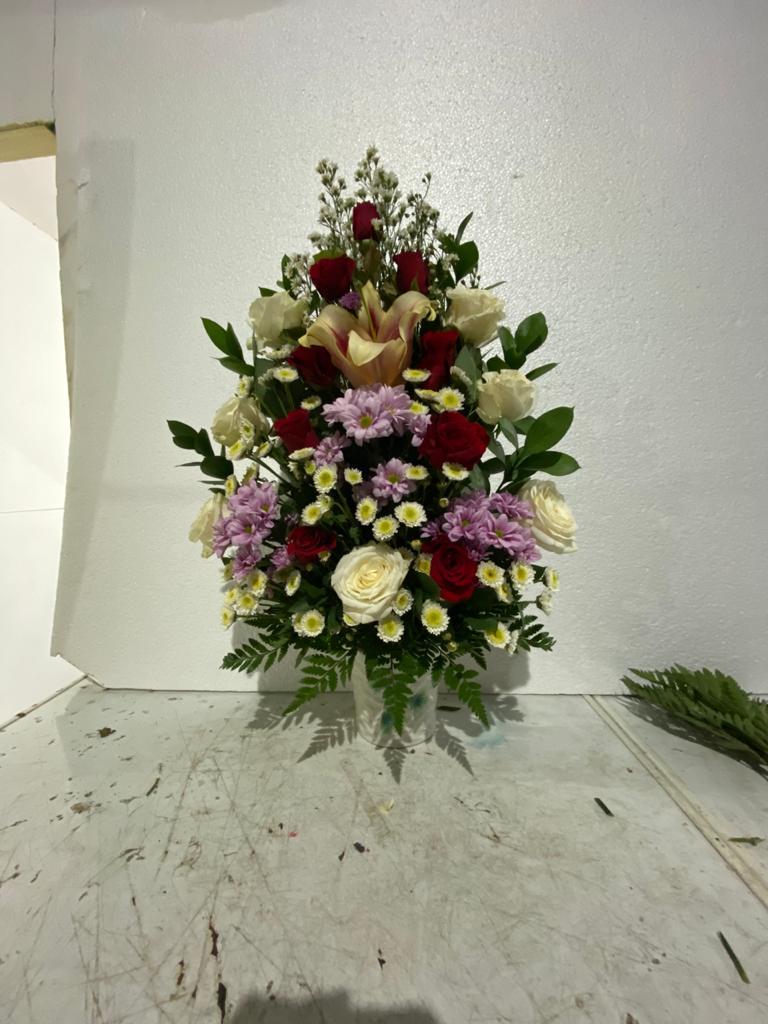 Bunga Meja Hijau